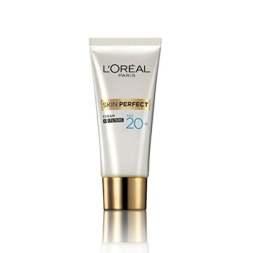 L'Oreal Paris Skin Perfect Anti - Imperfections and Whitening Cream 20+ (18g) - Pack of 2