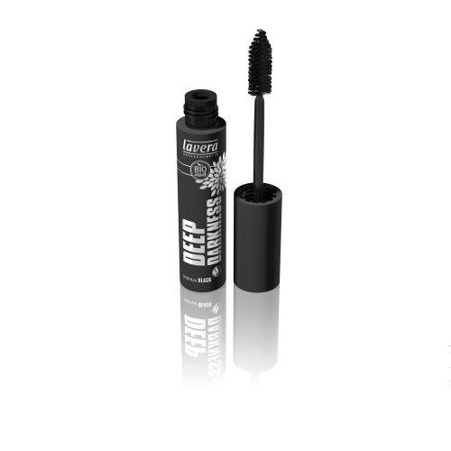 Lavera, Deep Darkness - Mascara Noir Profond Absolu, 13 ml