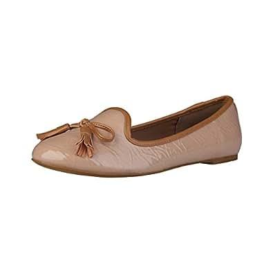 quality design e402e 745a4 Sofia Loes Exklusive Damenschuhe Ballerinas, 931_60_01_BEIGE ...