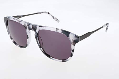 Calvin klein ok occhiali da sole, nero (black), 54.0 uomo