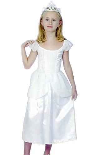 FNA Fashions Mädchen-Kostüm Feenkönigin Kinderkostüm Märchenbuch Wochen-Kostüm Party Outfit Gr. Medium (7-9 Jahre), Fairy Queen Childs - Fairy Queen Kostüm