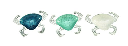 Élégant en aluminium Plat de crabe assortis 3