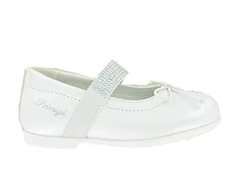 4869ec575 PRIMIGI 3418211 Zapatos Bailarinas Ceremonia de la niña Primeros Pasos en  Italia