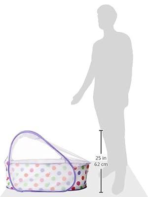 Koo-di Pop-Up Cuna de burbuja de viaje