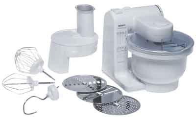 Bosch Robot de cuisine Blanc
