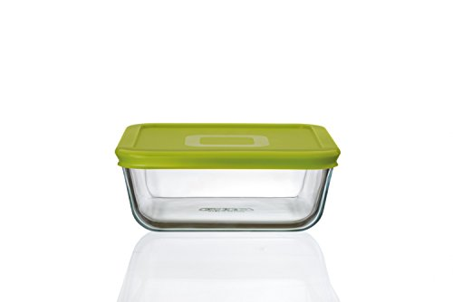 pyrex-4in1-085l-square-storage-green