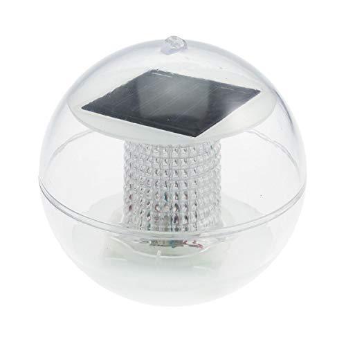 LuminalPark Solar Schwimmkugel Ø 11,5 cm LED RGB Farbwechsel Außen