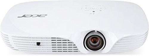 Acer K650i LED DLP Projektor (Full HD 1920 x 1080 Pixel, 1,400 ANSI Lumen, Kontrast 100.000:1) Portable Acer Bluetooth