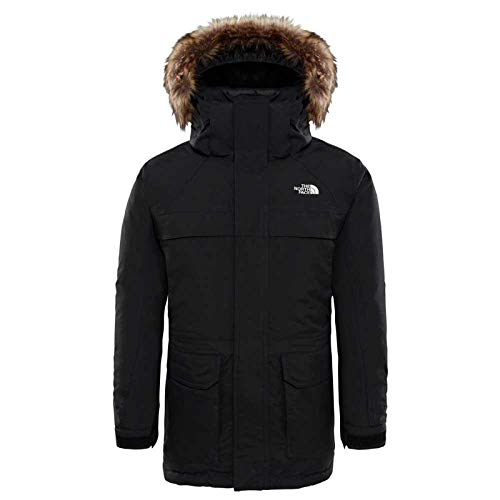 THE NORTH FACE McMurdo Down Veste Garçon, TNF Black, FR : L (Taille Fabricant : L)