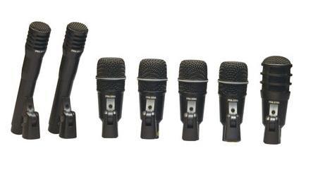 -teiliges Schlagzeug Mikrofon Set Mikrofon Drum Pack ()