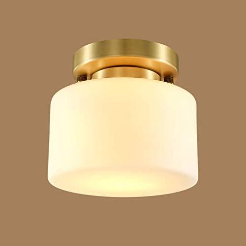 VVX Alle kupfernen Küchendeckenlampen gehen einfache Balkonlichtlampen durch