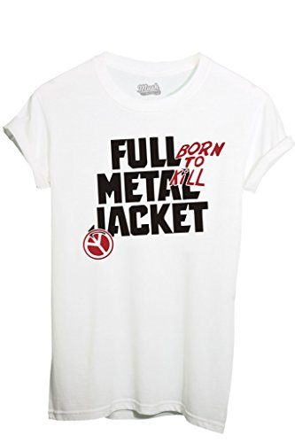 T-Shirt FULL METAL JACKET BORN TO KILL