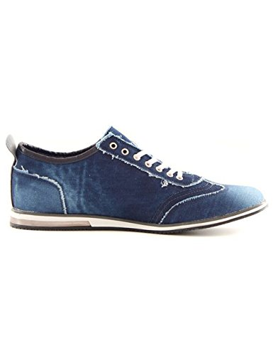 Tamboga - Sneakers pas chère homme Tamboga 208 Bleu jeans Bleu