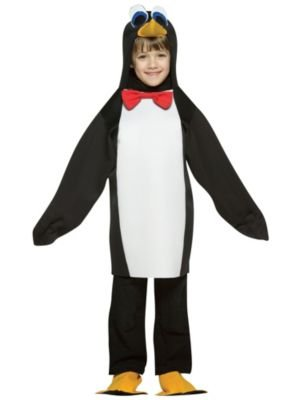 Pinguin-Kostüm Kind - Rasta Imposta Pinguin Kostüm