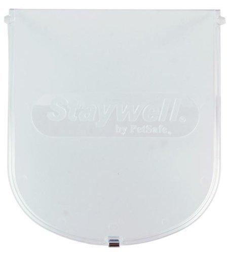 katzeninfo24.de Karlie Staywell Ersatztür, transparent für Staywell 300, 400, 500