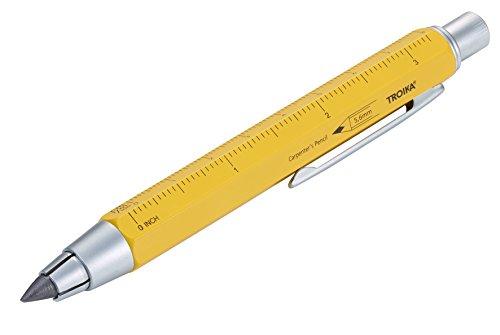 troika-matitone-56mm-c-temperino-122cm-giallo