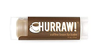 Hurraw Premium Organic Vegan Lip Balm 4.3g from Hurraw!