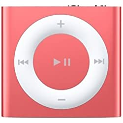 Apple Ipod Shuffle Pink Rose 4th Generation 2GB Mp3 Player