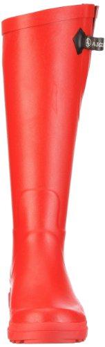 Aigle - Aiglentine - Botte de pluie - Femme Rouge (Coquelicot)
