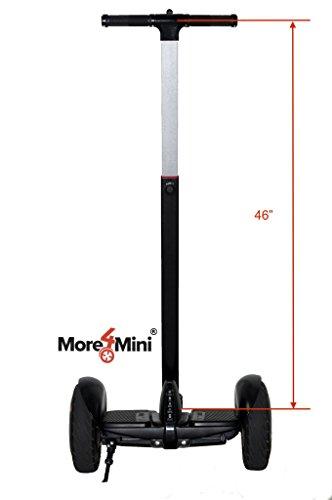 Höhenverstellbarer Lenker für Segway miniPRO (weiß) - 3