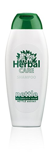 Herbal Care Shampoo with Nettle Extract 240 ml for Oily Hair