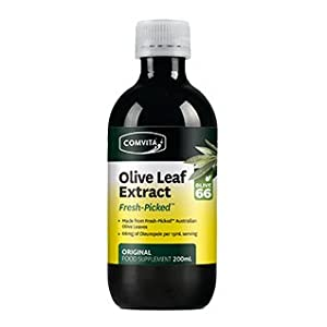 Natrlicher Olivenblattextrakt 200 ml