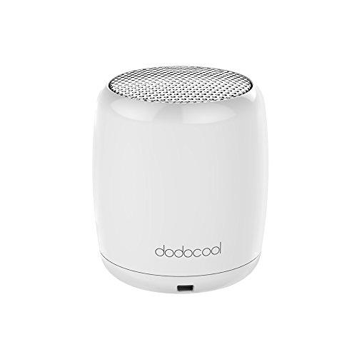 Dodocool - Mini altavoz Bluetooth para PC Smartphone, función de mando a...