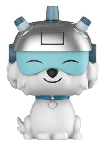 Funko Dorbz Animation: Rick and Morty-Snowball Collectible Figure, Multicolor