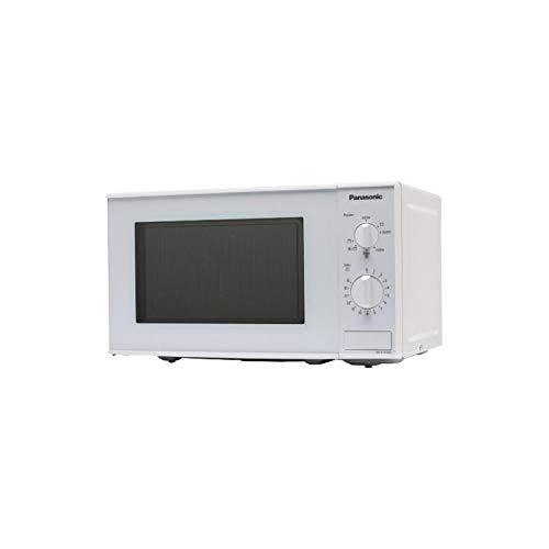 Panasonic NN-K101W Microondas Combinado Encimera 20L 800W Color Blanco