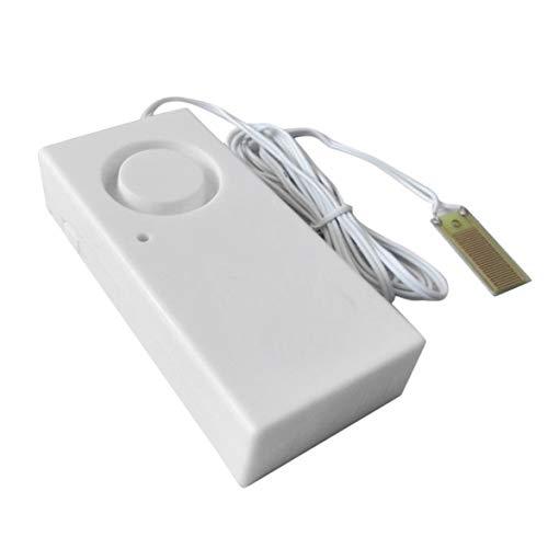 Kongqiabona Einbruchalarmset Wasserüberlauf Leckage Alarm Sensor Detector 120dB Wasserstand Alarm Home Security Alarm System Arbeit allein Home Security Alarm
