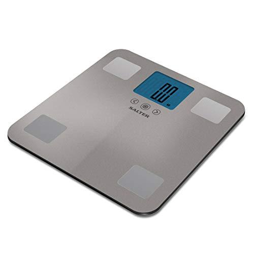 Salter Báscula baño digital analizador 250 kg máx