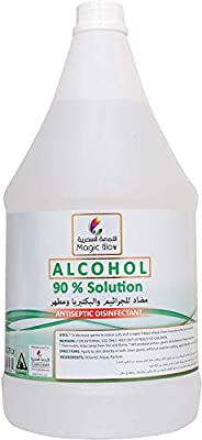 90% Alcohol Antiseptic Desinfectant 3.78L