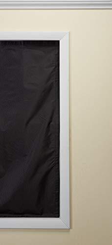 Blackout Buddy - Tragbare Verdunkelungsrollos / Vorhang für zu Hause und unterwegs (2 x Regalmäßig)
