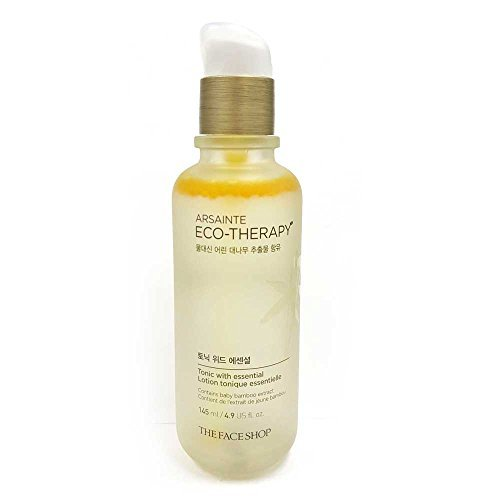 THE FACE SHOP ARSAINTE Eco-Therapy Extreme-moisture Tonic with Eccential (145ml)