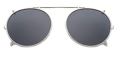 PANHU unisex sonnenbrille polarisiert Clip UV Schutz Gläser,Fahren/Fischerei/Sport/Night