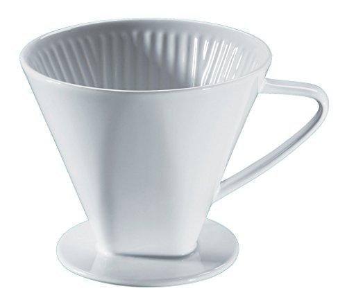 Cilio Kaffeefilter weiß, Größe 6