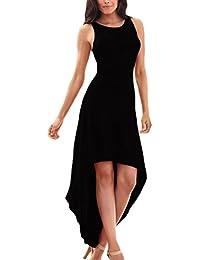 Kleid lang hinten