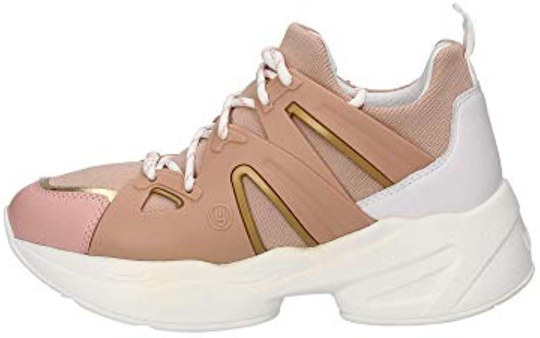 Liu Sneaker Basses Peach Sock Jo Femme Sneakers 07 Jog FFwavxqC