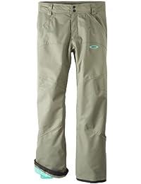 Oakley Mission - Pantalón de esquí para hombre verde verde Talla:XS
