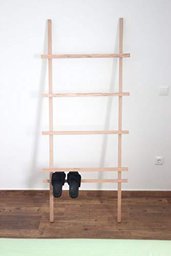 Perchero Escalera Estilo Nórdico - Decora tu habitación