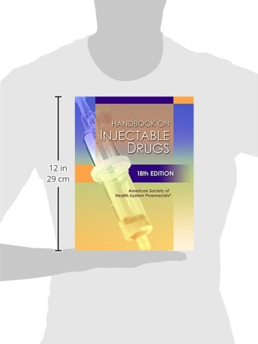 Handbook on Injectable Drugs, 18th Edition