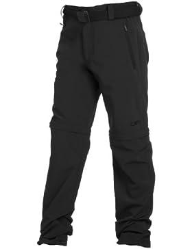 CMP Pantalón juvenil, todo el año, niño, color gris - gris antracita, tamaño 12 años (152 cm)