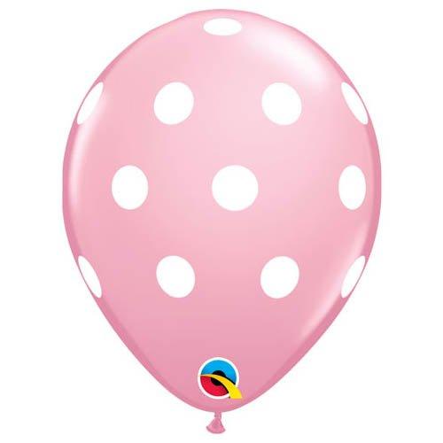 allons 42944-q Big Polka Dots, 27,9cm Pink ()