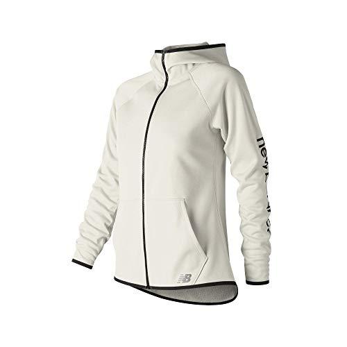 31fiPuS0xzL. SS500  - New Balance Women Core Fleece Full Zip Hoodie