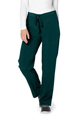 Adar Addition Scrubs for Women - Modern Drawstring Scrub Pants -