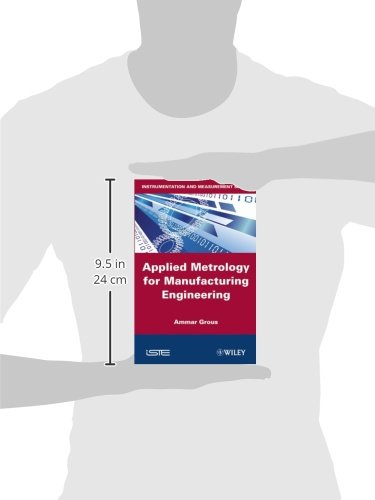 Applied Metrology for Manufacturing Engineering (Instrumentwation and Measurement)