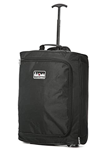 5 Cities Bagage cabine, noir (noir) - TB028-554020 BLACK