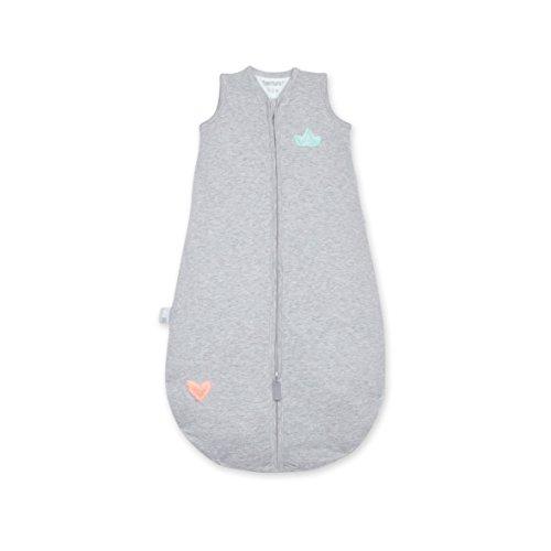 Bemini by Baby Boum 148PIXAR95JM Jersey Schlafsack Pixar Tom, 0-6 Monate, grau -