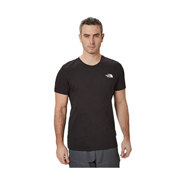 The North Face - M Ss Simple Dome Tee, Maglietta a Maniche Corte Uomo 2 spesavip
