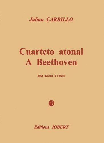 Cuarteto atonal a Beethoven